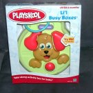 Playskool Li'l Busy Boxes PUPPY Activity Toy NEW IN BOX! 2002