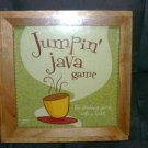 JUMPIN' JAVA The Strategy Game With A Buzz WOODEN! NEW!