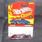 Hot Wheels Classics PIT CRUISER #21 of 25 RED Diecast NEW Series 1