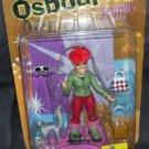 The Osbourne Family KELLY Talking Poseable Figure NEW! 2002