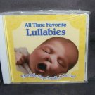ALL TIME FAVORITE LULLABIES Music CD NEW & SEALED!