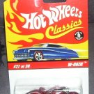Hot Wheels Classics W-Oozie #27 of 30 RED Diecast NEW! Series 2
