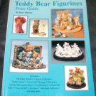 Teddy Bear Figurines Price Guide Book NEW! By Jesse Murray