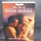 The Tao of Sexual Massage Book 1992 By Stephen Russell & Jurgen Kolb
