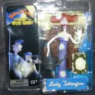 Wallace & Gromit The Curse of the Were-Rabbit Lady Tottington Action Figure NEW!