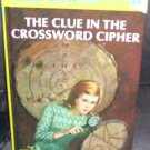 Nancy Drew Mystery Stories #44 THE CLUE IN THE CROSSWORD CIPHER Book NEW! H/C 1999