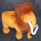 "Ice Age 2 MANNY The Wooly Mammoth Plush 2005 Mattel 12"" long"