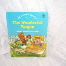 Jim Henson's Muppets THE WONDERFUL WAGON Book 1993 H/C