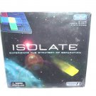 ISOLATE * STRATEGY * Board Game NEW 2003 EDUCATIONAL RARE!