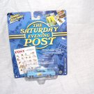 Johnny Lightning The Saturday Evening Post 1955 Chrysler C-300 Diecast NEW