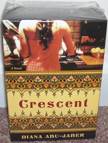 CRESCENT Audio Book By DIANA ABU-JABER BRAND NEW! 6 CASSETTES 8 3/4 HOURS