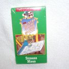 Country Mouse and City Mouse STRAUSS MAUS VHS Video NEW! 1997
