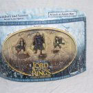 Lord of the Rings ATTACK AT AMON-HEN Soldiers and Scenes Battle Scale Figures NEW! 2004