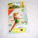 Disney Fairies TINKER BELL Peel & Stick GRAFFIX Reusable! NEW! 2009