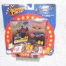 Winner's Circle Double Platinum JEFF GORDON Diecast Car w/Collector Cards NEW!