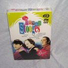THE THREE STOOGES 2-Pack DVD Set NEW! 8 Episodes