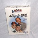 THE ANDY GRIFFITH SHOW 2 Pack DVD Set NEW! 8 Episodes