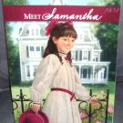 American Girl MEET SAMANTHA Softcover Book From 1998