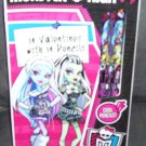 MONSTER HIGH 14 Valentines with 14 PENCILS NEW!