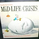 Can You Survive Your MID-LIFE CRISIS Board Game NEW! From 1982
