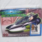 Star Trek Nemesis SCORPION Snap Together Model Kit NEW! From 2005
