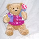 LET'S TALK AVON * GABBIGAIL * Teddy Bear Vintage Plush From 1990s w/tag