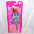 Barbie Great Weekend Fashions Outfit 1995 Top, Shorts, Shoes & Hanger NEW!