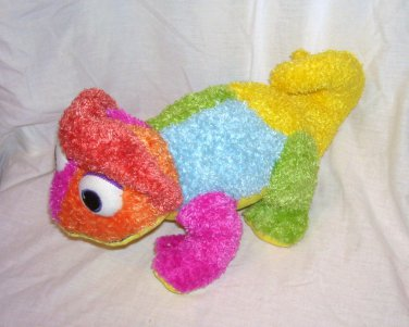 "Kohls For Kids A COLOR OF HIS OWN Chameleon Character Plush 13"" By Leo Lionni"