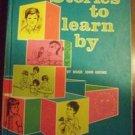 Stories to Learn By- MSGR. John Koenig 1971