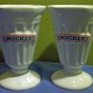 Smuckers Sundae Cups Set of 2