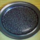 "Franciscan ""Madeira"" Oval Platter Chop Plate 1960-1970s"