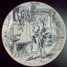 Decorative Plate Les Chansons Populaire de France