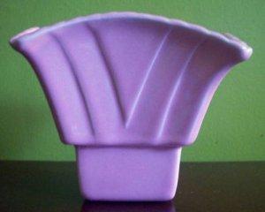 Miramar Calif. Pottery Mid Century Modern Planter 1956