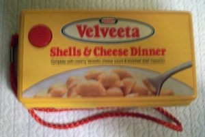 Collectible Kraft Velveeta Shells & Cheese 110 Camera