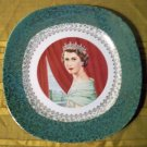 Queen Elizabeth II Coronation Plate Taylor Smith Taylor