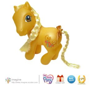My Little Pony MLP G3 Berry Pickin� Fun BUTTERSCOTCH - A Lot More Ponies Listed!