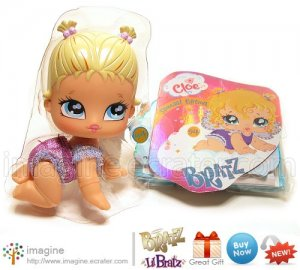 Bratz Lil' Angelz Special Edition Cloe #94 Doll w/ UN-USED Online Code & Cutout NEW! A Lot Listed!