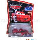 Disney Pixar World of Cars Movie Toy Cruisin McQueen #04 Mint on Card Mattel Lot Listed