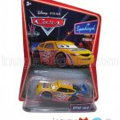 Disney Pixar World of Cars Movie Toy RPM #64 #41 Mint on Card Mattel Lot Listed