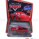 Disney Pixar World of Cars Movie Toy Ferrari F430 #21 Mint on Card Mattel Lot Listed