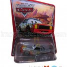 Disney Pixar World of Cars Movie Toy Darrell Cartrip #43 Mint on Card Mattel Lot Listed