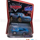 Disney Pixar World of Cars Movie Toy Bling Bling McQueen #08 Mint on Card Mattel Lot Listed