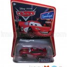 Disney Pixar World of Cars Movie Toy Radiator Springs McQueen #02 Mint on Card Mattel Lot Listed