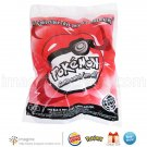 Burger King Pokemon Electabuzz Key Ring Figure w/ Pokeball MIB # 56-13 ©1999 Nintendo Lot Listed!