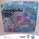 Neopets Series 1 Collector Figure Pack Faerie JubJub Striped Mynci & Feloreena Petpet Jakks Pacific