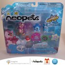 Neopets Series 1 Collector Figure Pack Faerie Bruce Cloud Usul & Blue Noil Petpet Jakks Pacific New