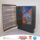 Tested & Works - Adventures of Lolo 1 - NES Game Cartridge & Case Nintendo © 1985