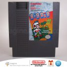 Tested & Works - Dig Dug II Trouble in Paradise - NES Game Cartridge Bandai Nintendo DigDug 2