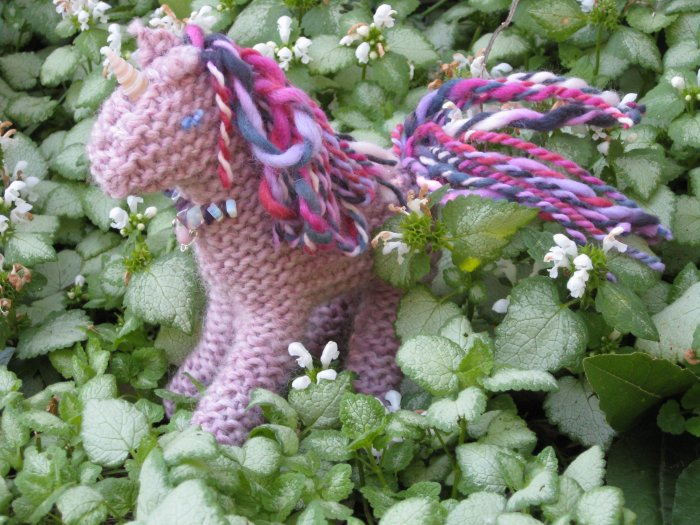 Custom Healing Unicorn - Gem Therapy, Herbs, & More
