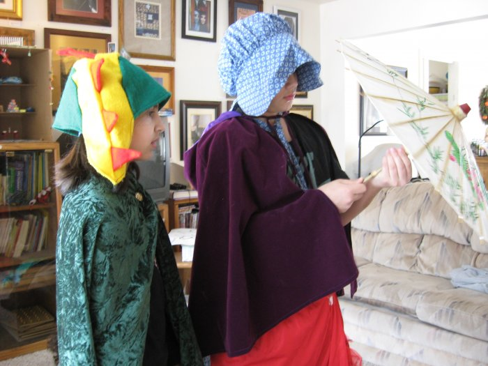 Storytelling and Theater for Kids